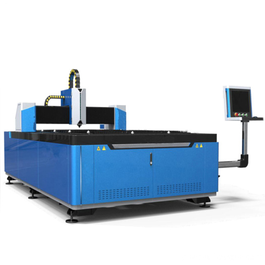 500w Fiber Laser Engraving Machine