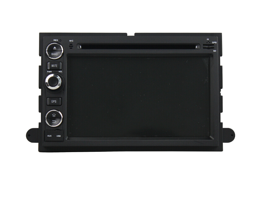 Ford Fusion Explorer car dvd player