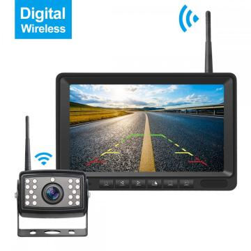 wireless Digital  rear backup camera reversing