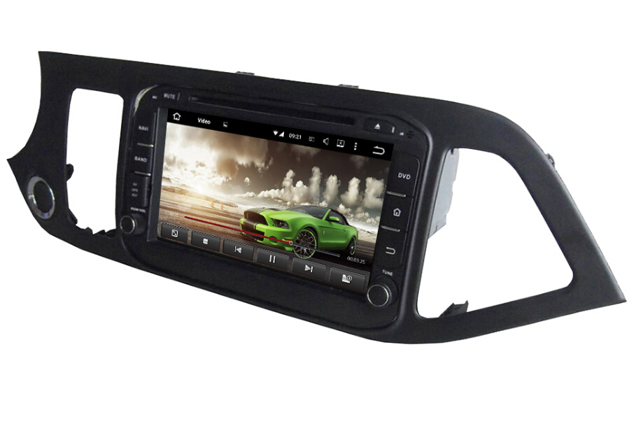 8 inch android car player for KIA Morning