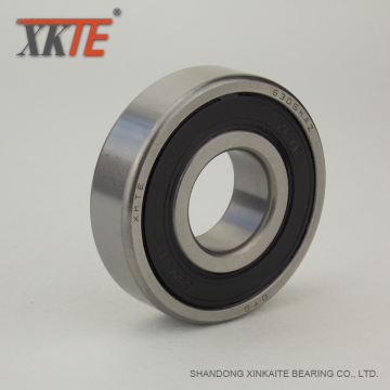 Nylon Seals Bearing 6305 TN9/C3 For Quarry