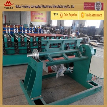 Electric Uncoiler for steel coil