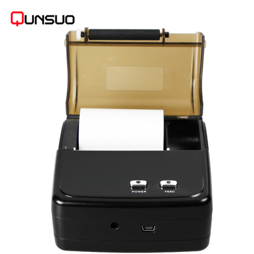 QS5801 Handheld Mobile bluetooth pos thermal receipt printer