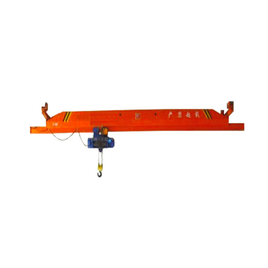 5ton single beam overhead crane in plant use
