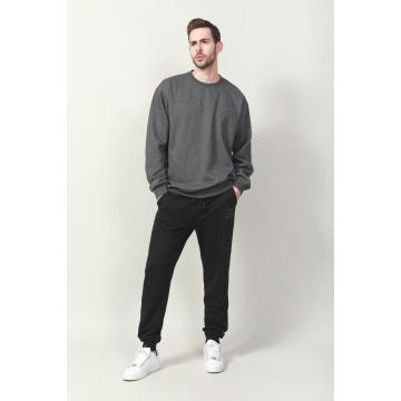 Men's Crew Neck Fleece Pullover