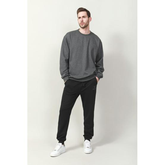 MEN'S BRUSHED FLEECE TRACK PANTS