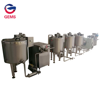 Small Scale Dairy Yogurt Processing Line