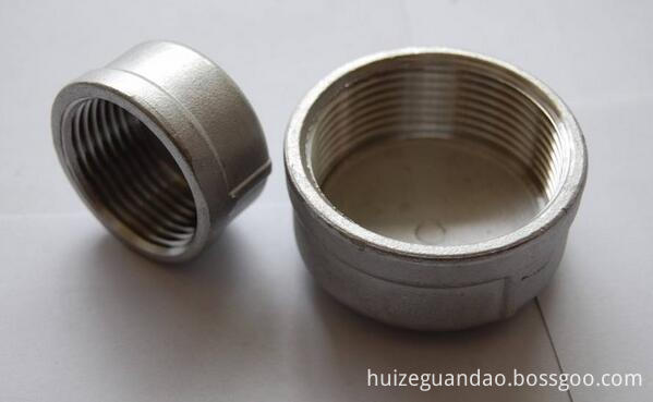ASME B 16.11 NPT Thread Cap