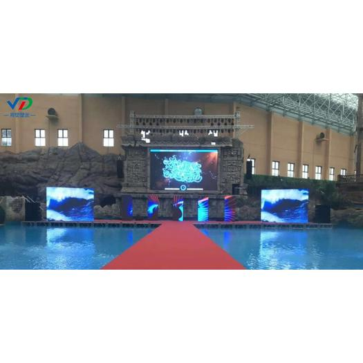 PH3.91 Outdoor Rental LED Screen with 500x500mm Cabinet