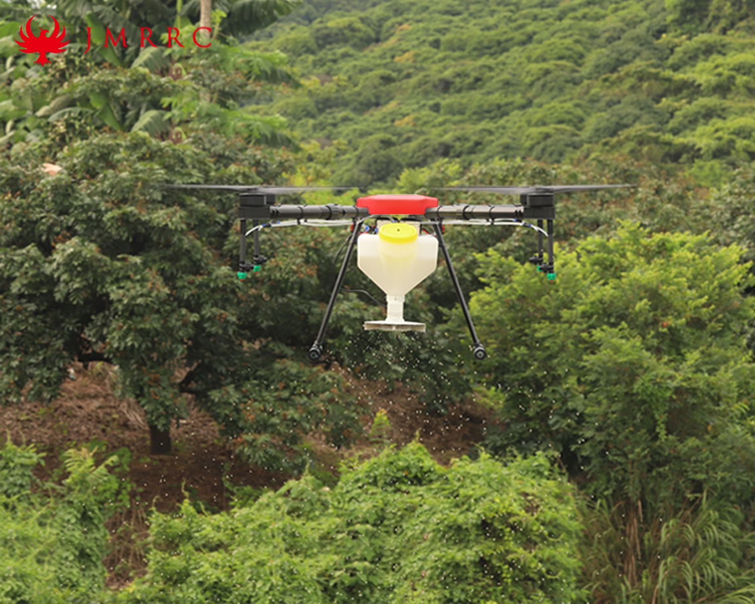 12L fertilizer spreading drone UAV