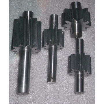 CNC Machining Worm Gear Screw Shaft