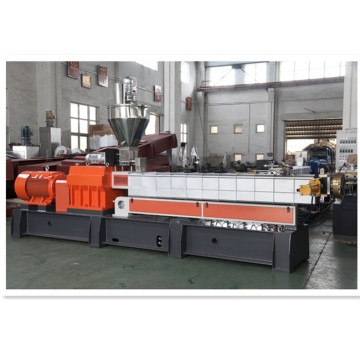 Single-screw plastic extruder machine