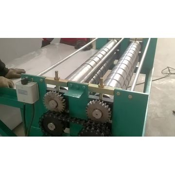 Automatic aluminum foil steel coil metal slitting machine price