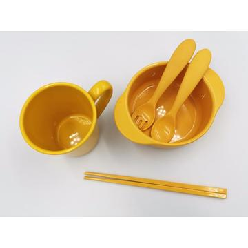 Compostable Plant-based Natural Children Tableware