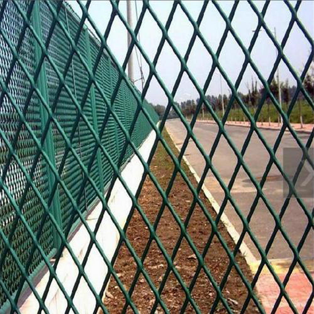 Steel Expanded Wire Mesh