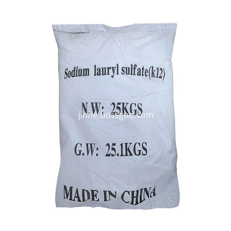 Sodium Lauryl Sulfate Powder and Needle