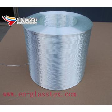 Sheet-shaped film plastic fiber rovings 2400 tex