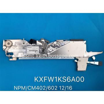 Panasonic CM402 CM602 NPM 12/16MM FEEDER KXFW1KS6A00