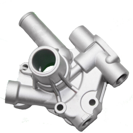 Aluminum oil and water pumps covers