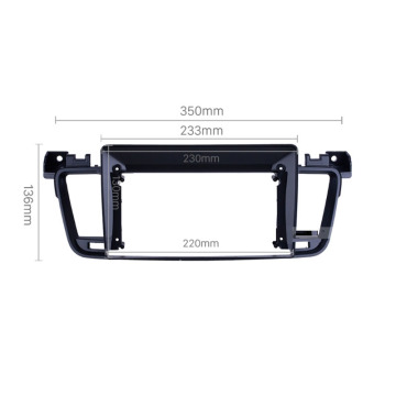 fascia frame for peugeot 508