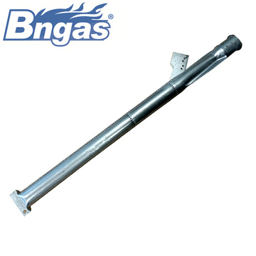 Commercial cooking gas bbq tube burner