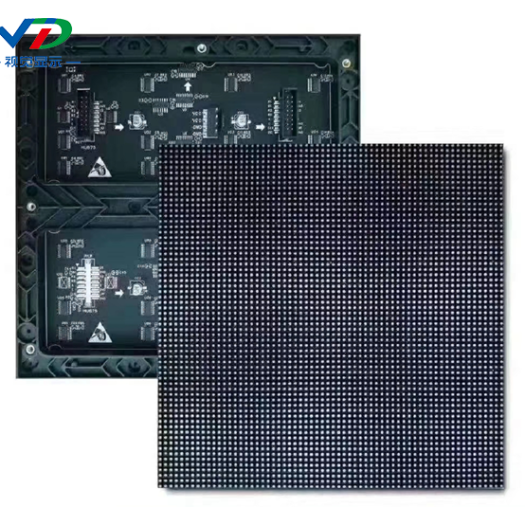 PH2.5 Small Pitch LED Display with 640x640mm cabinet