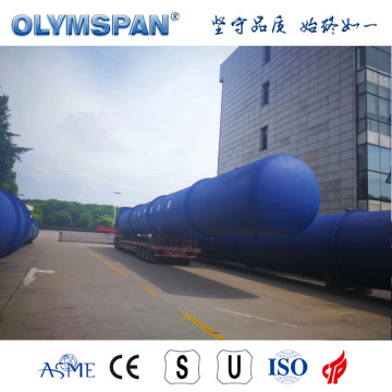 ASME standard cement AAC block fabrication autoclave