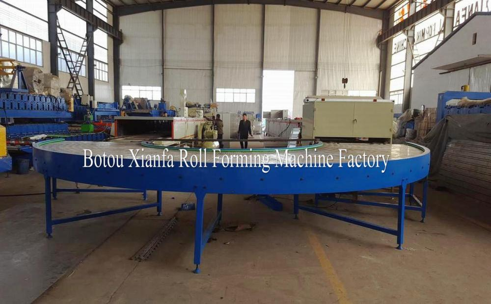 Stone Coated Tile Machine