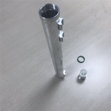 Aluminum cold extrusion liquid storage tube