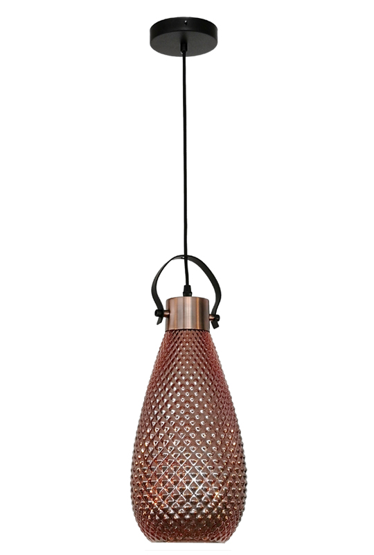 Modern Pendant Lamp Rose Gold