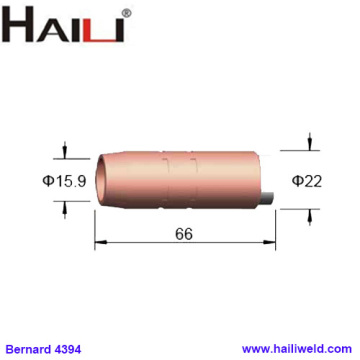 4393 Copper Nozzle 5/8