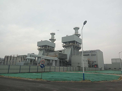 combined cycle projects
