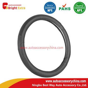 Black Steering Wheel Cover For Car SUV