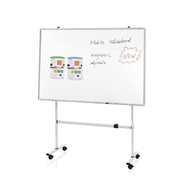 Adjustable Mobile Whiteboard With Stand For School
