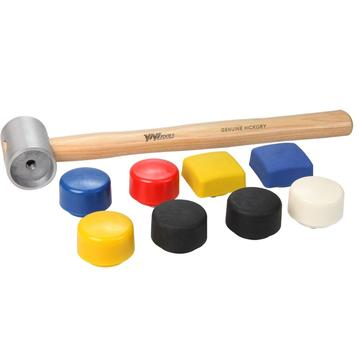 10 PIECE SOFT FACED HAMMER KIT
