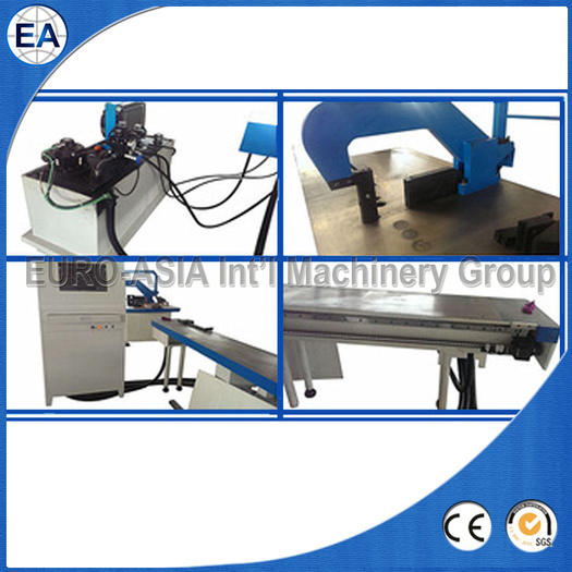 Automatic Hydraulic Bend Machine