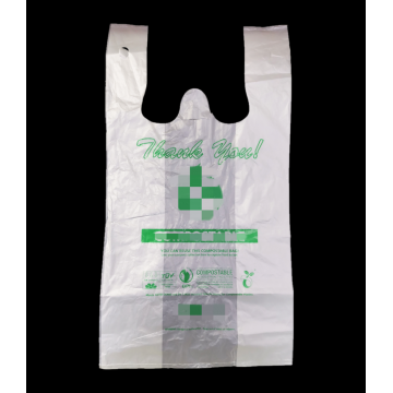 ASTM D6400 Certified Compostable Plastic Bags