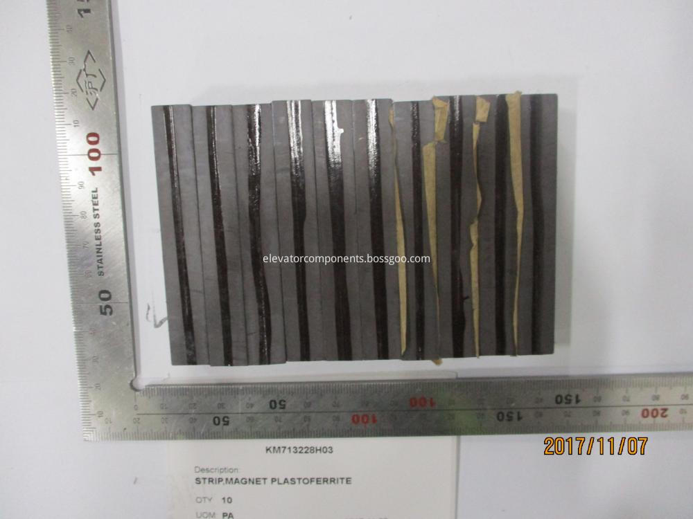 KONE Magnet Strip for Leveling Induction KM713228H03