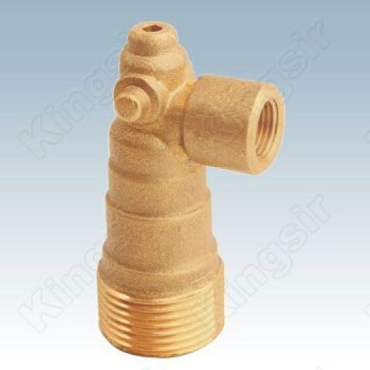 TEE Pipe Fitting Natural Color