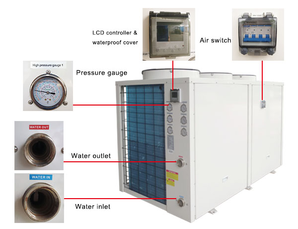Heat Pump Air Water High Temperature
