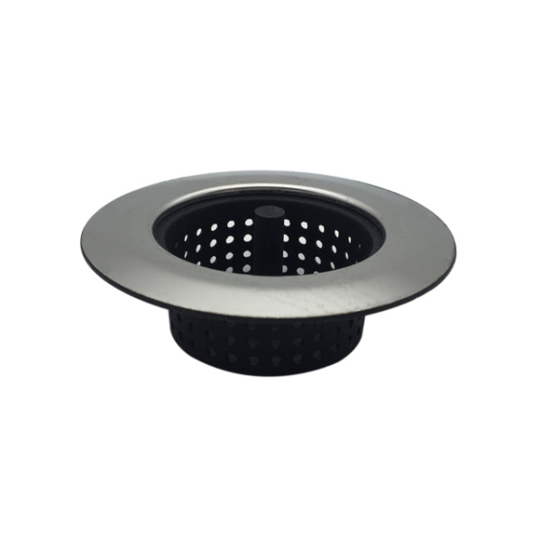 Flexible Silicone Good Grip Kitchen Sink Strainer