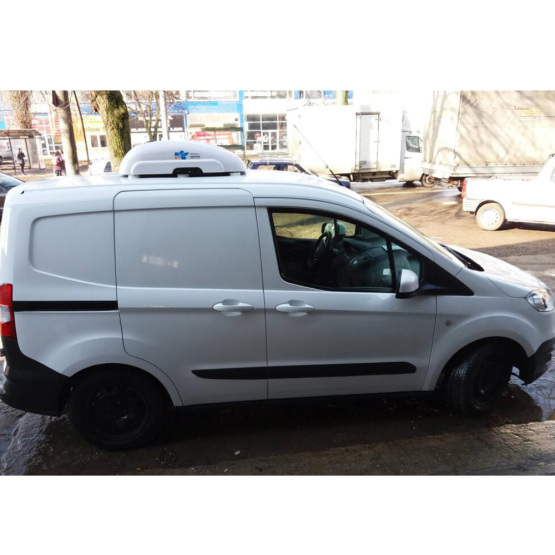 electric van rooftop refrigeration cooling unit