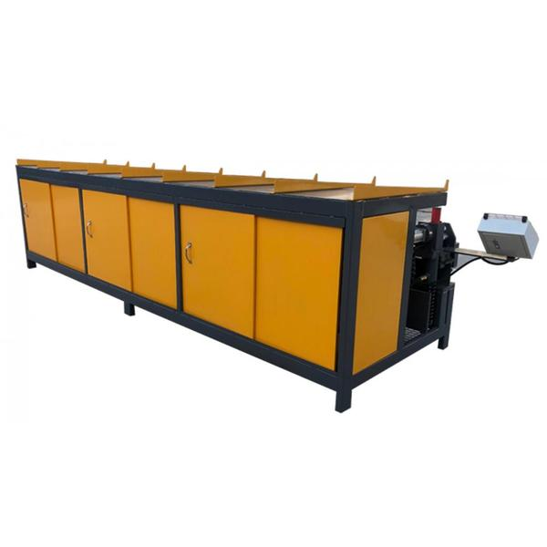 Touch panel CNC hoop bending machine