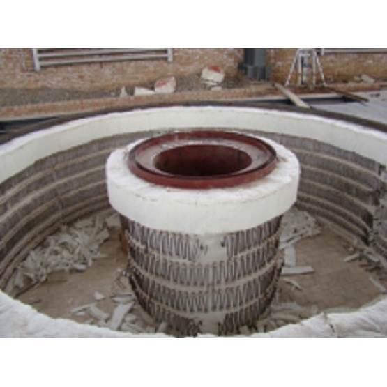 Flange Ring Quenching Furnace