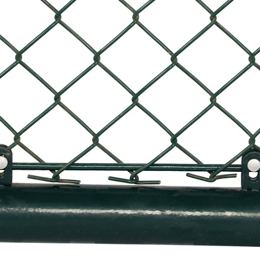 6 foot commercial galvanized heavy chain link fence panel cost