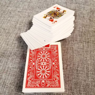 oem playing card history