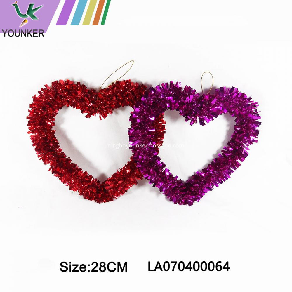 Heart Hang Ornament