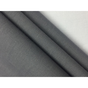 Cotton Polyester Poplin Solid Fabric