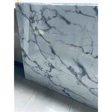 Water resistant marble board for bathroom wall cladding