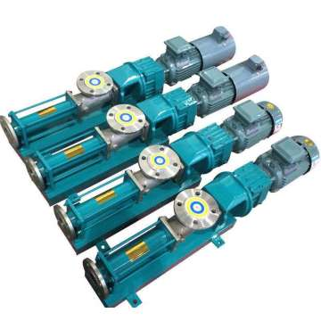 LG single screw pump